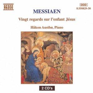 Bild für 'Messiaen: Vingt Regards Sur L'Enfant Jesus'