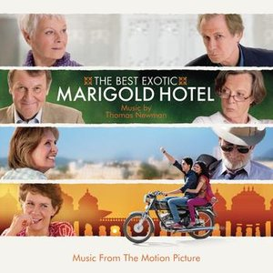 Image for 'The Best Exotic Marigold Hotel'