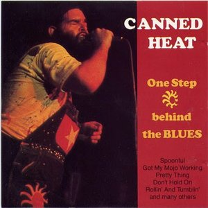 Image for 'One Step Behind The Blues'