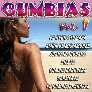 Imagen de 'Cumbias Latinas Vol.1'