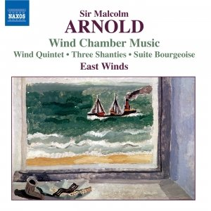 Immagine per 'ARNOLD, M.: Chamber Music for Winds'