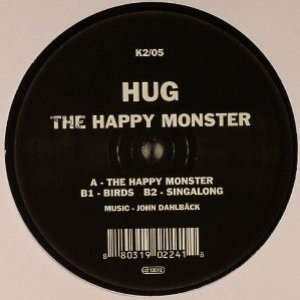 Image for 'The Happy Monster'