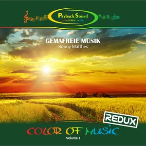 Image for 'Color Of Music, Vol. 1 - REDUX: Gemafreie Musik (Klaviermusik & Chillout Lounge)'