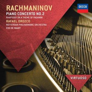 Imagem de 'Rachmaninov: Piano Concerto No.2; Rhapsody on a theme of Paganini'