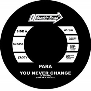 Image for 'You Never Change/For Dance'