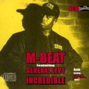 Image for 'Incredible (New Remixes) (feat. General Levy)'