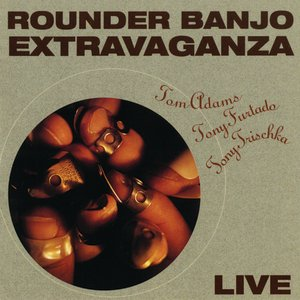 "Image for 'Rounder Banjo Extravaganza ""Live""'"