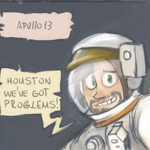 Imagem de 'Apollo 13'