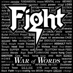 Image pour 'War Of Words'