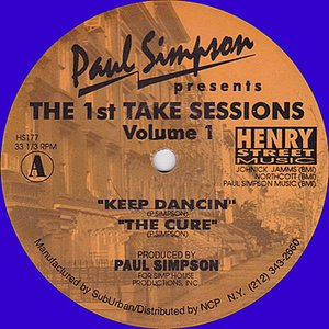 Immagine per 'Paul Simpson presents The First Take Sessions VOLUME 1'