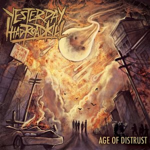Image for 'Age of Distrust'