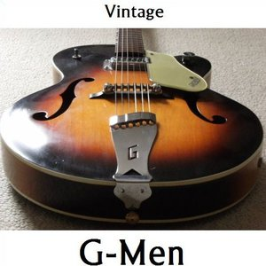 Image for 'Vintage G-Men'