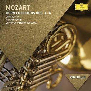 Image for 'Mozart: Horn Concertos Nos.1-4'