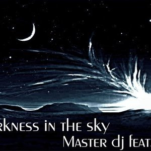 Image pour 'Darkness in the sky single track'