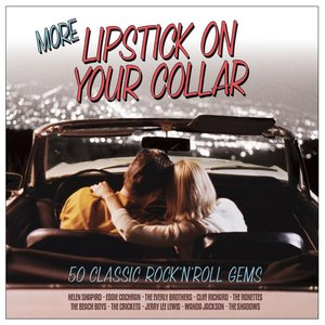 Image for 'More Lipstick On Your Collar'