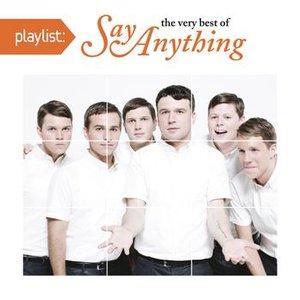 Bild für 'Playlist: The Very Best Of Say Anything'
