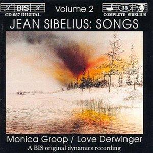 Image for 'SIBELIUS: Songs, Vol. 2'