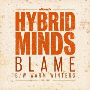 Image for 'Blame / Warm Winters'