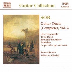 Image for 'SOR: Guitar Duets, Vol.  2'