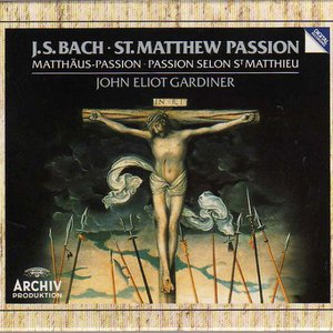 Immagine per 'Bach, J.S.: St. Matthew Passion, BWV 244'