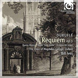 Image for 'Duruflé: Requiem Op. 9'