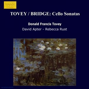 Image for 'TOVEY / BRIDGE: Cello Sonatas'