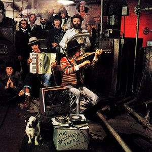 Image for 'The Basement Tapes'