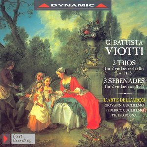 Image for 'Viotti: Trio Nos. 14 and 15 / Serenades in A Major / D Major / G Major'