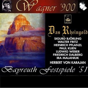 Image for 'Bayreuth Festspiele '51: Wagner - Das Rheingold'