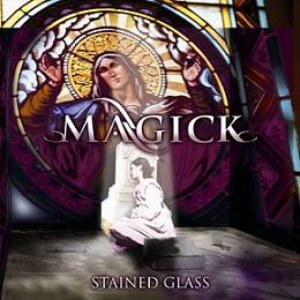 """""""Stained Glass""""的封面"""