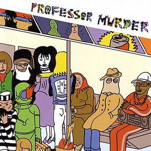 Immagine per 'Professor Murder Rides The Subway'