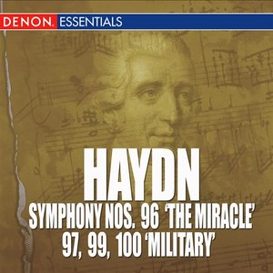 Image for 'Symphony No. 100 in G Major 'Military': I. Adagio; Allegro'