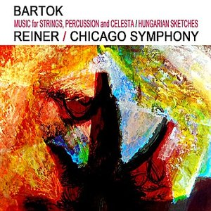 Image for 'Bartók Music For Strings, Percussion & Celesta'