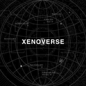 Image for 'XENOVERSE'