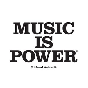Image for 'Music Is Power'