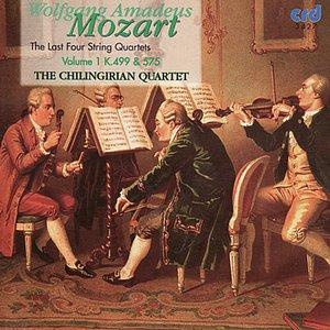 Image for 'Mozart, String Quartet in D major K.499: Allegro'