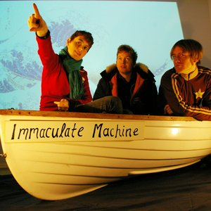Image for 'Immaculate Machine'