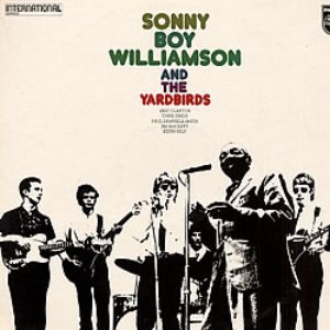 Immagine per 'Sonny Boy Williamson & The Yardbirds'