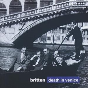 Image pour 'Britten: Death in Venice'