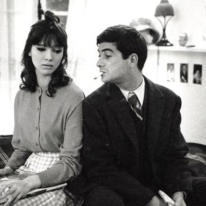 Image for 'Anna Karina & Jean-Claude Brialy'