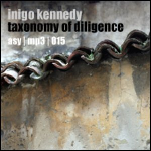 Image for 'Taxonomy Of Diligence [ASYMP3015]'
