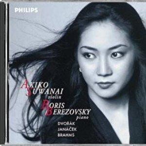 Image for 'Brahms/Dvorák/Janácek: Hungarian Dances/4 Romantic Pieces/Violin Sonata etc.'