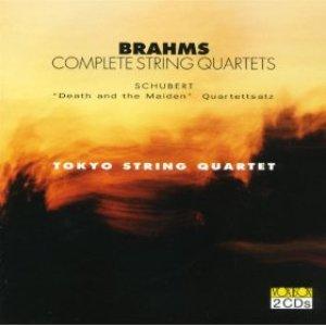 Image for 'Brahms: Complete String Quartets'