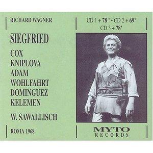Image for 'Richard Wagner: Siegfried'