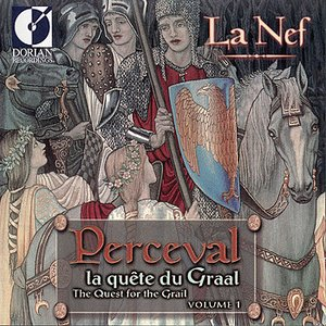 Bild för 'Perceval- The Quest for the Grail, Volume 1'