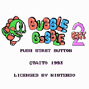 Image for 'Bubble Bobble 2'