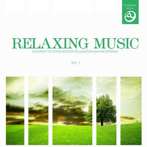 Image for 'Relaxing Music, Vol. 7 (A Journey to Your Deepest Relaxation and Meditation,massage, Stress Relief, Yoga and Sound Therapy)'