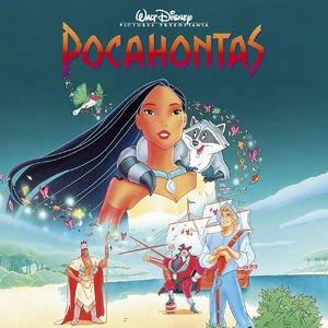 Image for 'Pocahontas Original Soundtrack (Polish Version)'