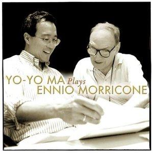 """""""Yo-Yo Ma Plays Ennio Morricone""""的封面"""