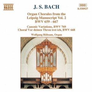 """Image for 'Trio on Allein Gott in der H""""h sei Ehr, BWV 664'"""